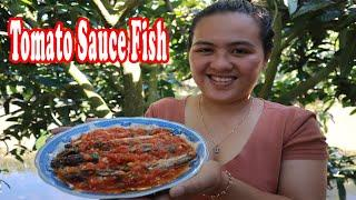 Amazing cook sea ​​fish with tomato sauce recipe
